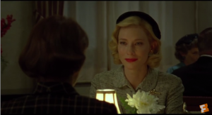 "Cate Blanchett in ""Carol""; Source: Official US Trailer"