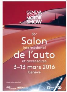 Genva Motor Show 2016