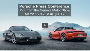 Porsche Genf