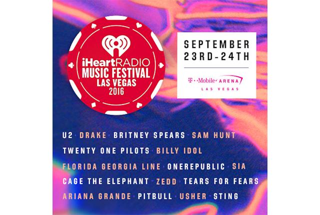 iHeart Music Festival 2016